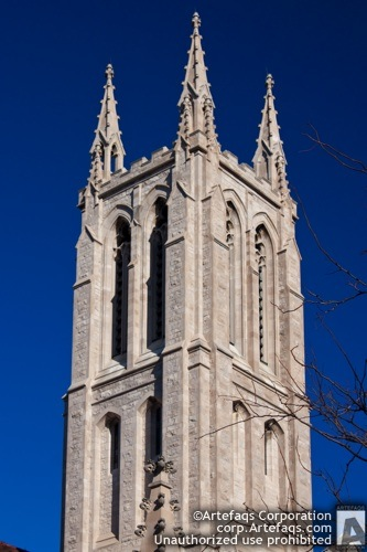 Stock photo of First Unitarian Church - Chicago, Illinois