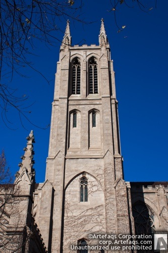 Photograph of First Unitarian Church - Chicago, Illinois