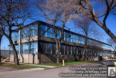 Stock photo of Illinois Institite of Technology, VanderCook College of Music - Chicago, Illinois