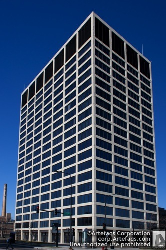 Stock photo of Illinois Institute of Technology Tower - Chicago, Illinois