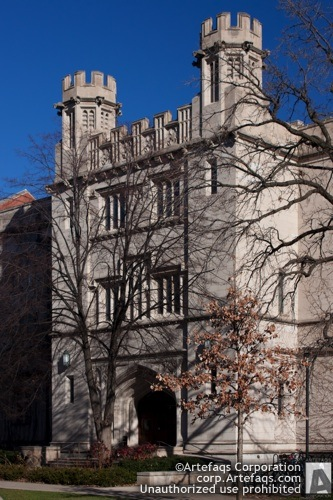 Photograph of University of Chicago, Bartlett Dining Commons - Chicago, Illinois