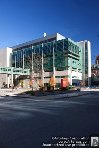 Photograph of University of Chicago, Comer Childrens Hospital - Chicago, Illinois