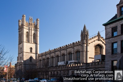 Photograph of University of Chicago, Hutchinson Commons - Chicago, Illinois