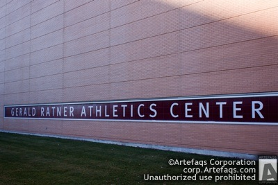 Photograph of University of Chicago, Ratner Athletics Center - Chicago, Illinois