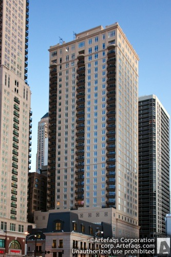 Photograph of 10 East Delaware - Chicago, Illinois