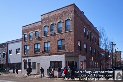 Photograph of 2252 South Wentworth - Chicago, Illinois