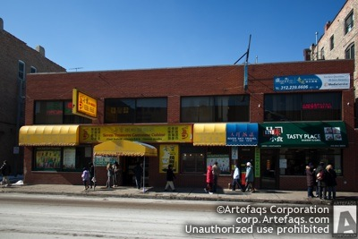 Photograph of 2310 South Wentworth - Chicago, Illinois