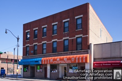 Photograph of 2403 South Wentworth - Chicago, Illinois -