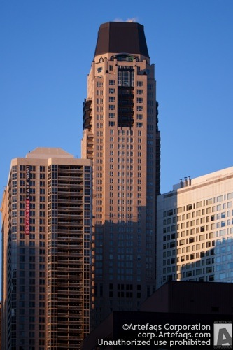 Stock photo of Waldorf Astoria, Chicago, Illinois