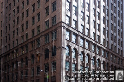 Photograph of 11 South LaSalle, Roanoke Building - Chicago, Illinois
