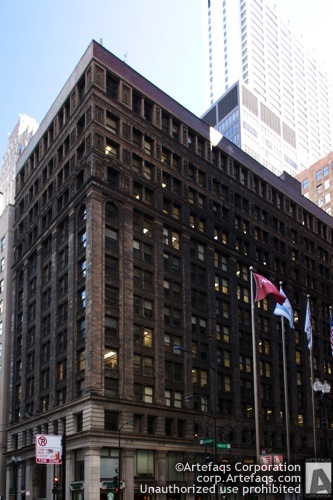 Stock photo of 39 South LaSalle - Chicago, Illinois