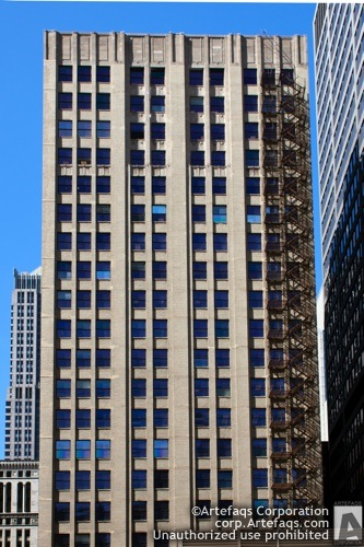 Stock photo of 100 West Monroe - Chicago, Illinois