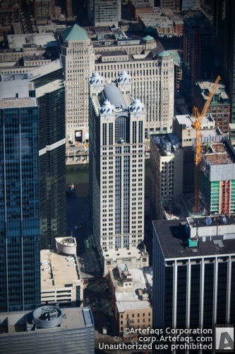 Stock photo of 225 West Wacker - Chicago, Illinois