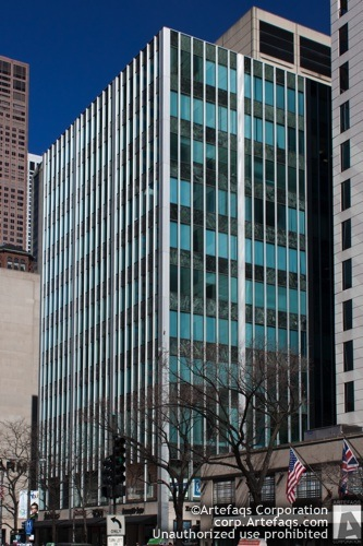 Stock photo of 645 North Michigan Avenue - Chicago, Illinois