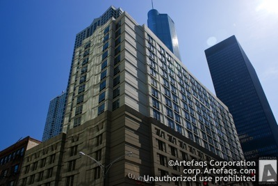 Stock photo of Courtyard by Marriott Chicago Downtown River North - Chicago, Illinois