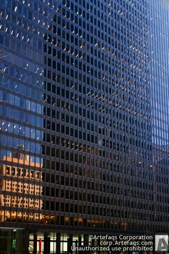 Photograph of Dirksen Federal Building - Chicago, Illinois