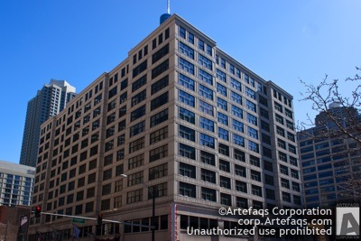 Stock photo of Hampton Inn and Suites Chicago - Chicago, Illinois