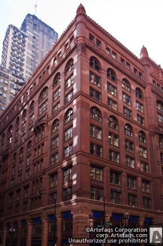 Stock photo of Rookery - Chicago, Illinois