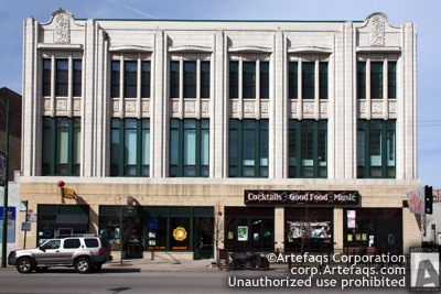 Stock photo of 1215 West Gunnison - Chicago, Illinois