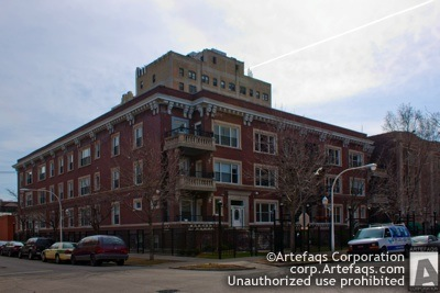 Photograph of 5057 North Kenmore - Chicago, Illinois