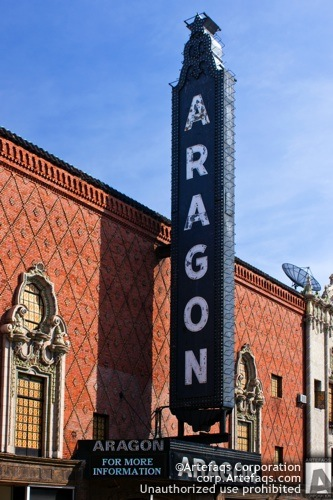 Photograph of Aragon Ballroom - Chicago, Illinois