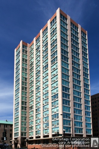 Photograph of Lakeshore Tower - Chicago, Illinois