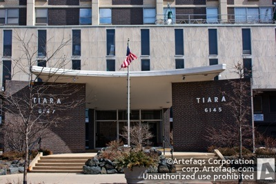Stock photo of Tiara, 6147 North Sheridan - Chicago, Illinois