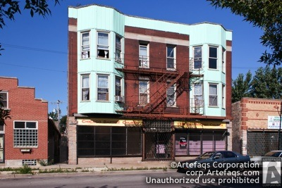 Stock photo of 3252 South Morgan - Chicago, Illinois
