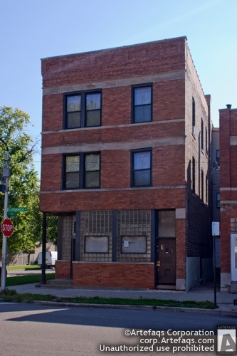 Photograph of 3337 South Lituanica - Chicago, Illinois