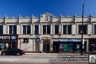 Stock photo of 3459 South Halsted - Chicago, Illinois