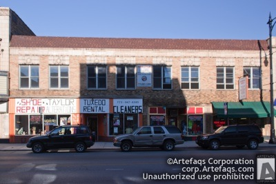 Photograph of 3508 South Halsted - Chicago, Illinois