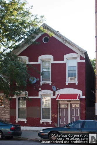 Photograph of 3629 South Wallace - Chicago, Illinois