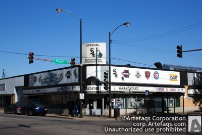 Stock photo of Grandstand Sports - Chicago, Illinois