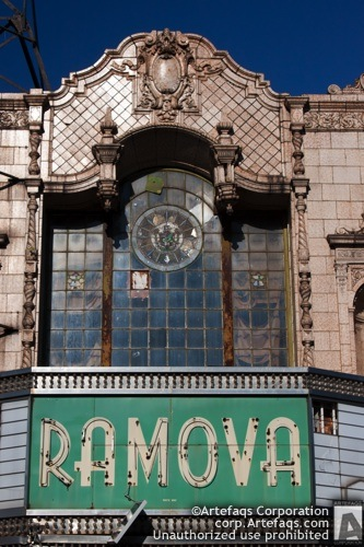 Photograph of Ramova Theater - Chicago, Illinois