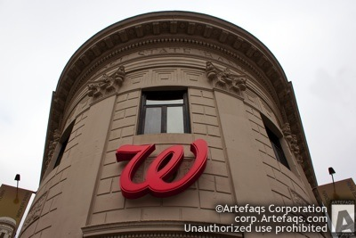 Photograph of Walgreens - Chicago, Illinois