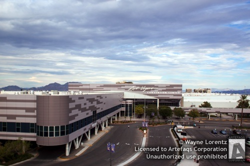 Stock photo of Las Vegas Convention Center, Winchester, Nevada