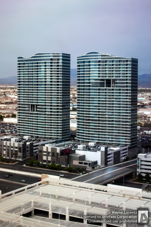 Photograph of Panorama Towers - Las Vegas, Nevada