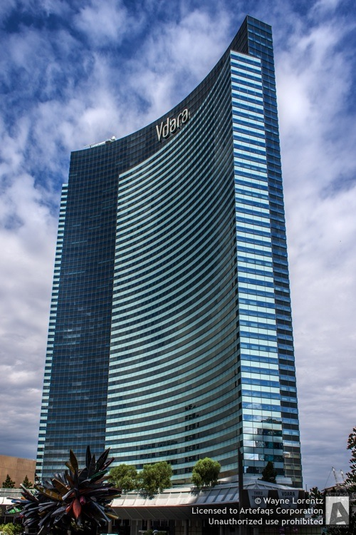 Photograph of Vdara - Las Vegas, Nevada