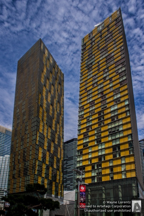 Photograph of Veer Towers - Las Vegas, Nevada