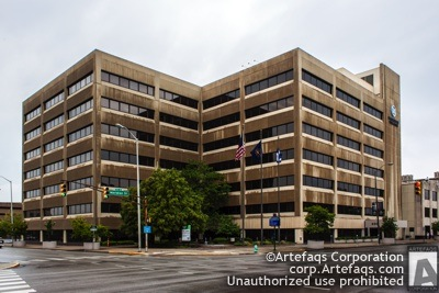 Stock photo of 500 North Meridian Street - Indianapolis, Indiana