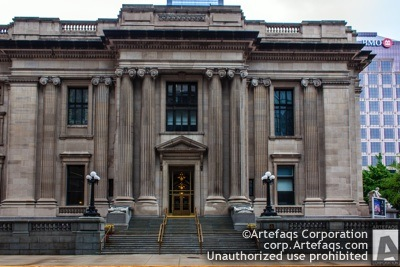 Stock photo of Bayh Federal Building and Courthouse - Indianapolis, Indiana