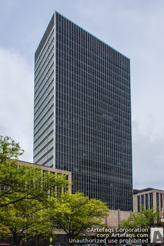 Stock photo of Indianapolis City-County Building - Indianapolis, Indiana