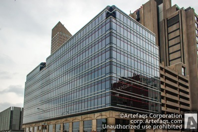 Photograph of ISTA Building, 150 West Market Street - Indianapolis, Indiana