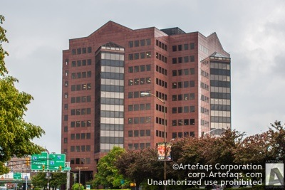 Stock photo of Landmark Center, 1099 North Meridian Street - Indianapolis, Indiana