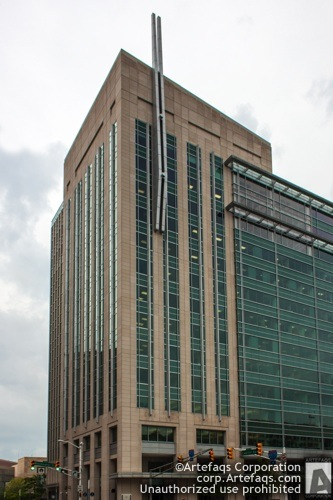 Stock photo of Simon Tower, 10 South Capitol Avenue, Indianapolis, Indiana