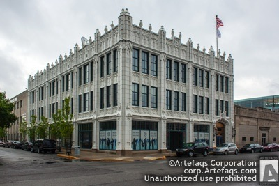 Stock photo of Stokely-Van Camp Building, 941 North Meridian Street, Indianapolis, Indiana