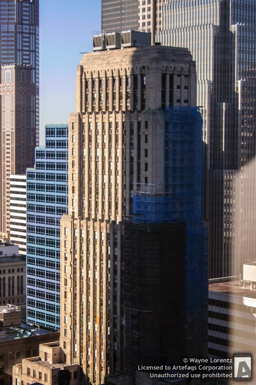 Photograph of 1 North LaSalle - Chicago, Illinois