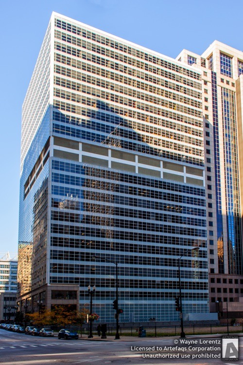 Photograph of 101 North Wacker - Chicago, Illinois