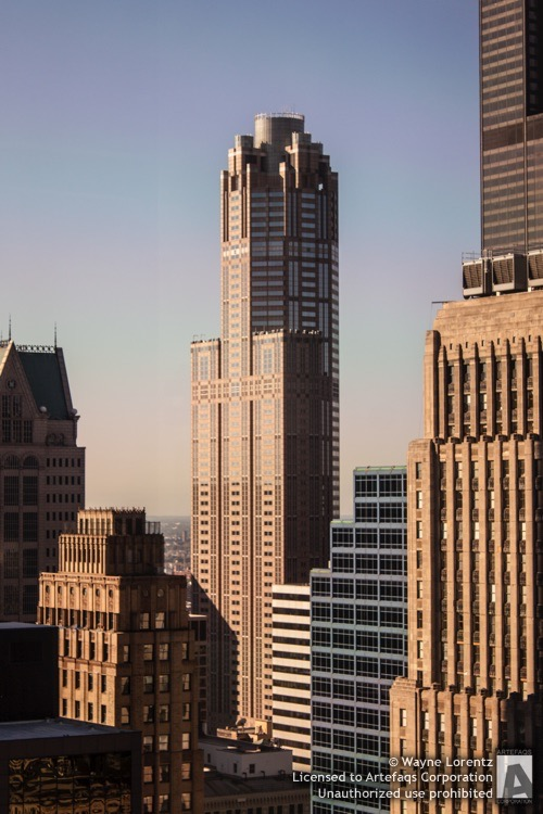 Stock photo of 311 South Wacker - Chicago, Illinois