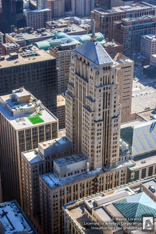 Stock photo of Chicago Board of Trade - Chicago, Illinois